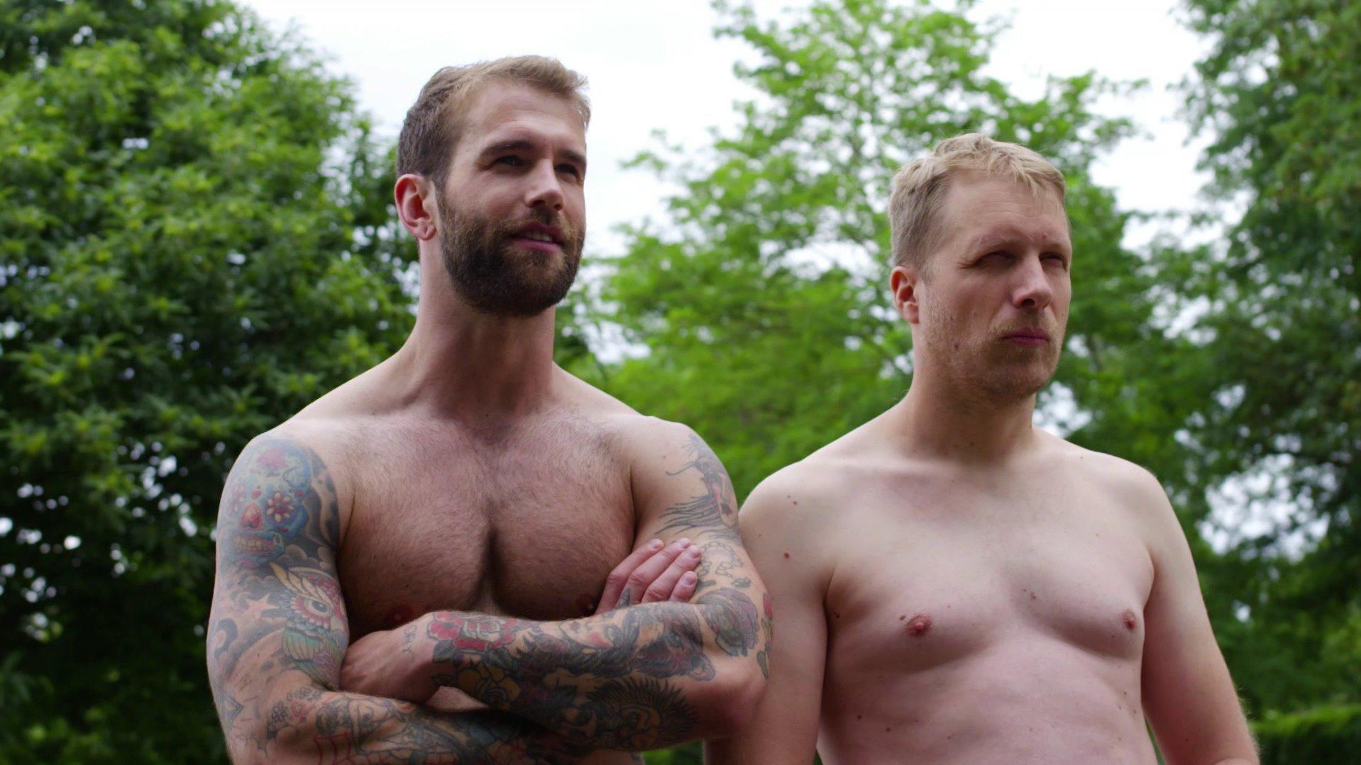 Oliver Pocher Lernt Posen Wie Ein Model