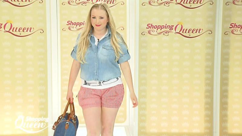 shopping queen ist julia eine sport kartoffel. Black Bedroom Furniture Sets. Home Design Ideas