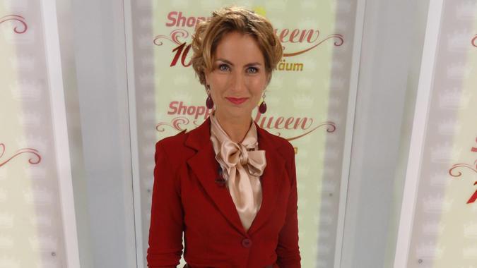 Shopping Queen Caroline Zeigt Einen Perfekten Look