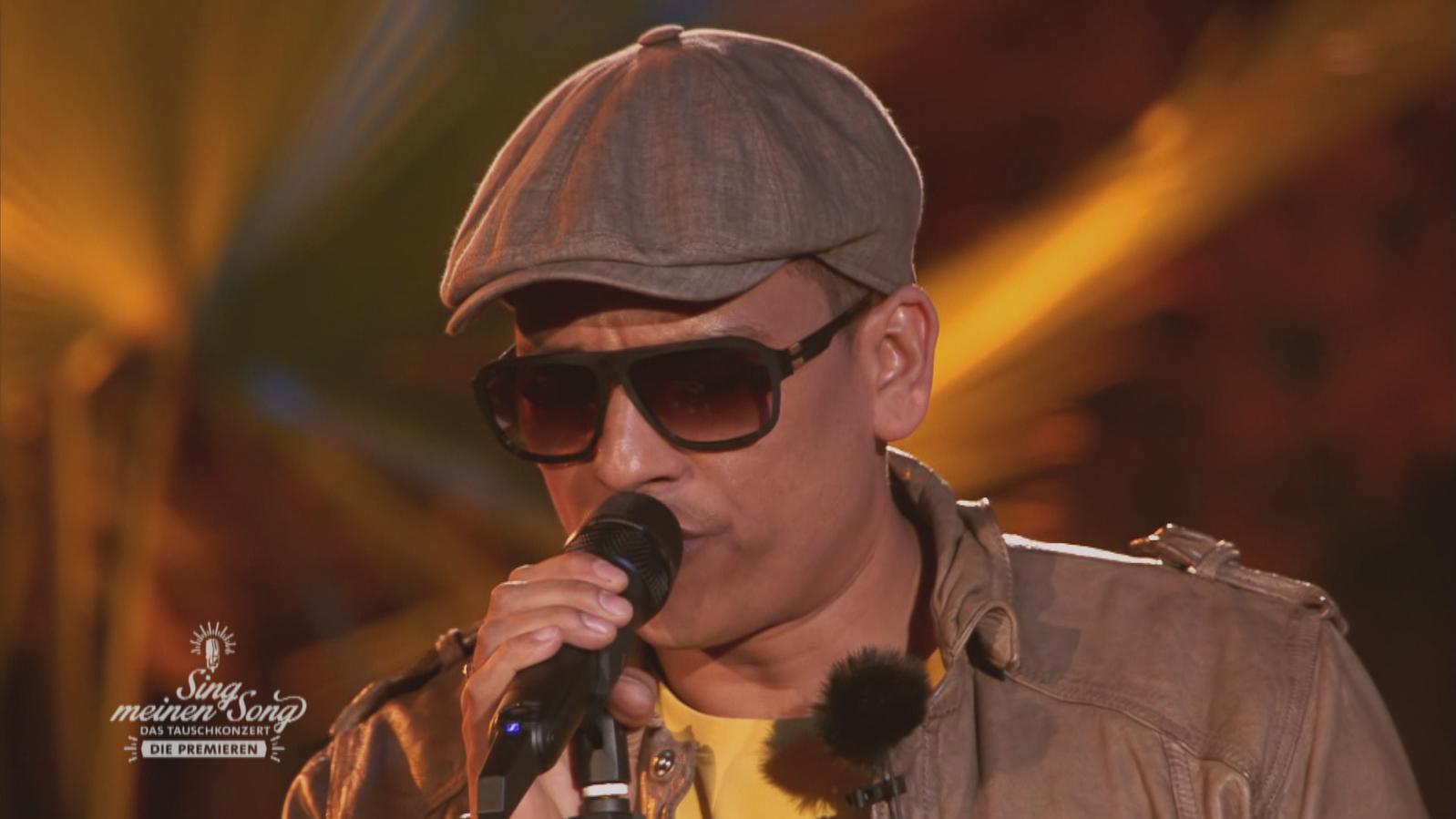 Sing Meinen Song Xavier Naidoo Singt Amoi Seg Ma Uns Wieder
