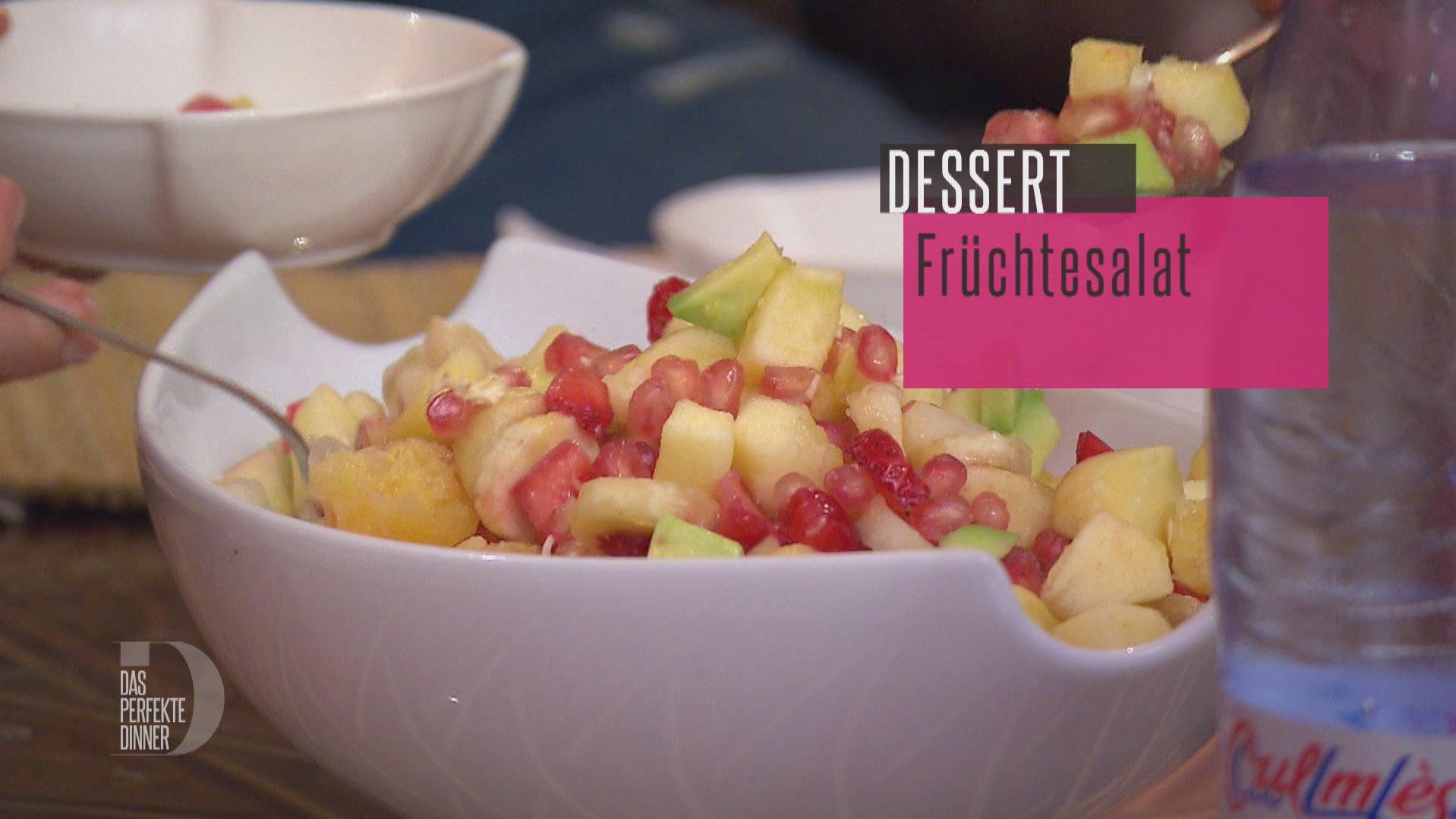 Das Perfekte Dinner Zu Gast In Marrakesch