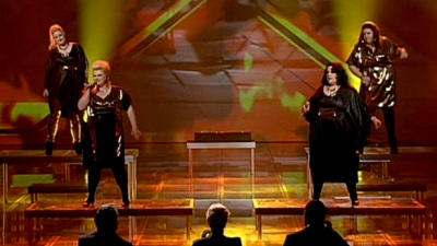 FZ Styling Frisur Mode Sarah Connor Xfactor Big Soul Edita