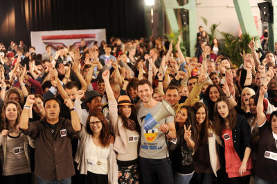 X Factor 2011 offenes Casting Muenchen