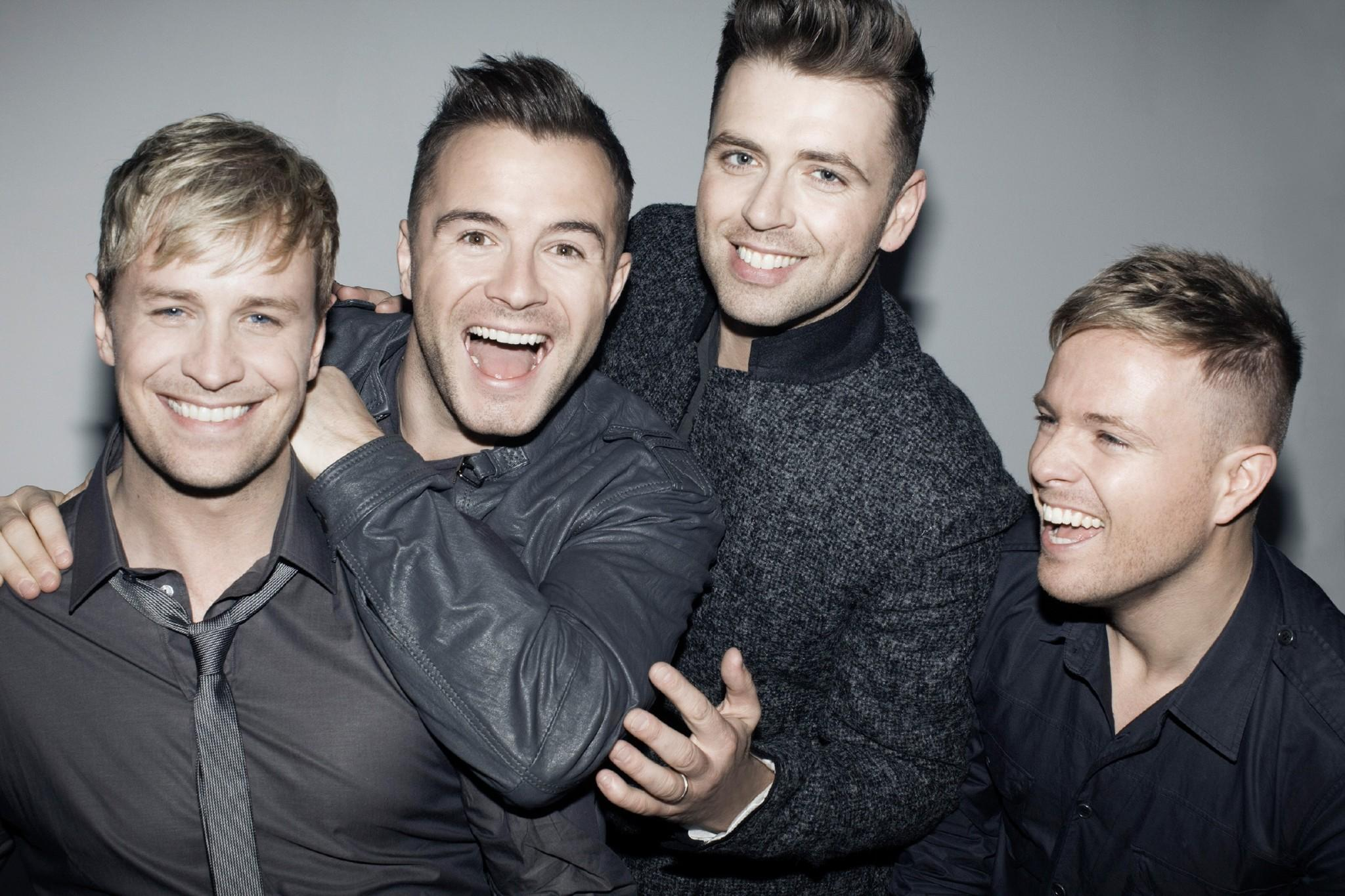Take That, Robbie Williams und Westlife