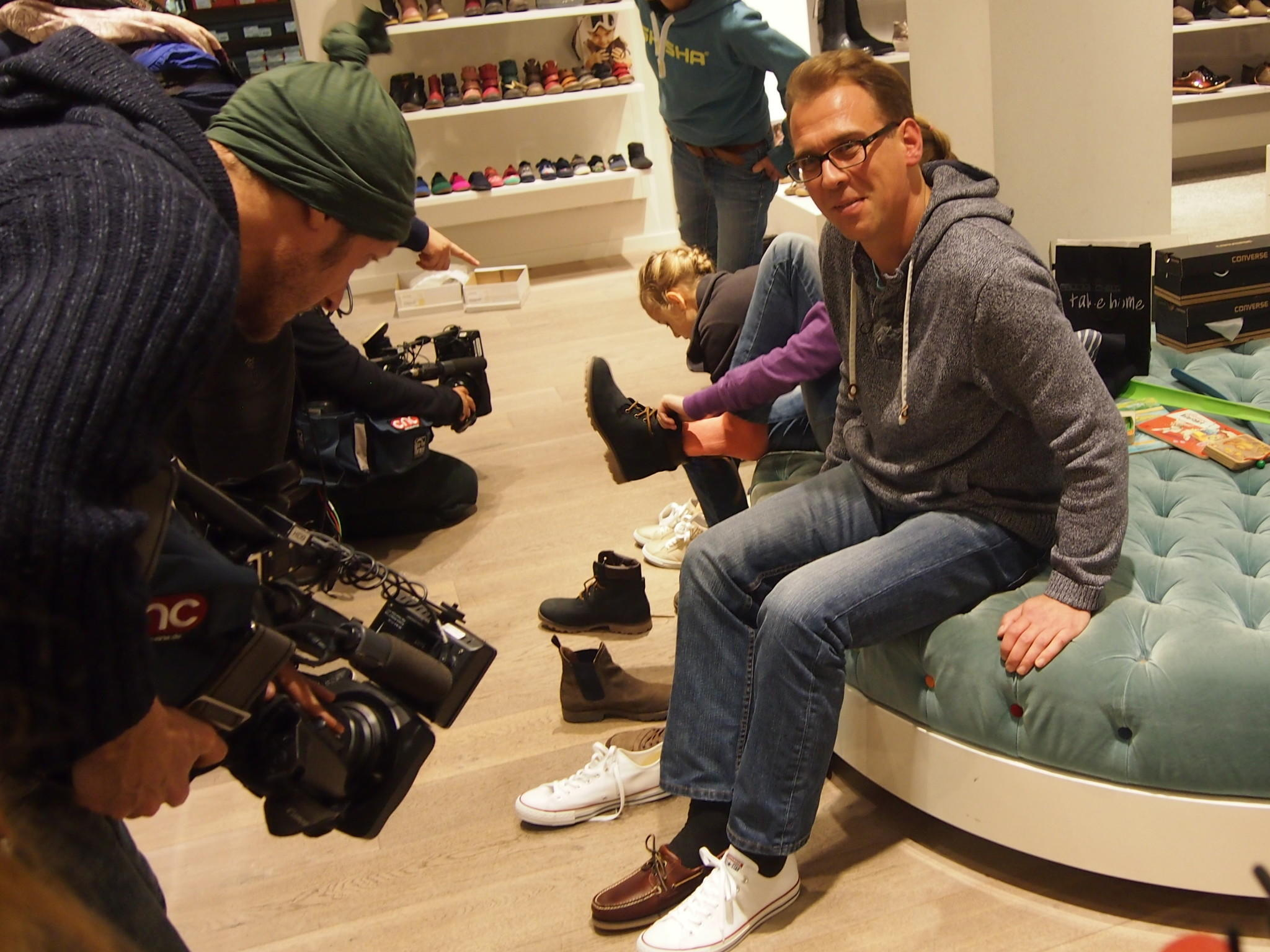 Shopping Queen – Familien-Spezial: Backstage