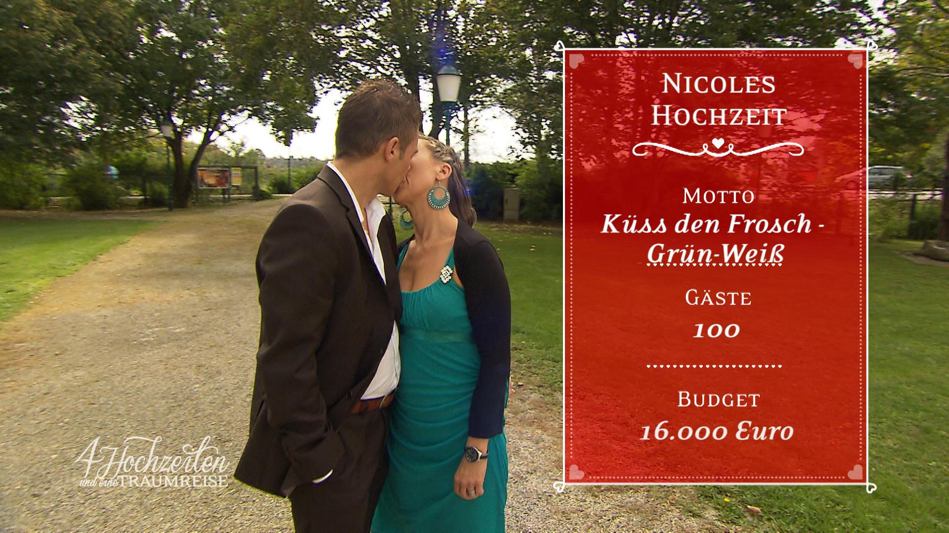 4 Hochzeiten Und Eine Traumreise Das Sind Die Mottos Der