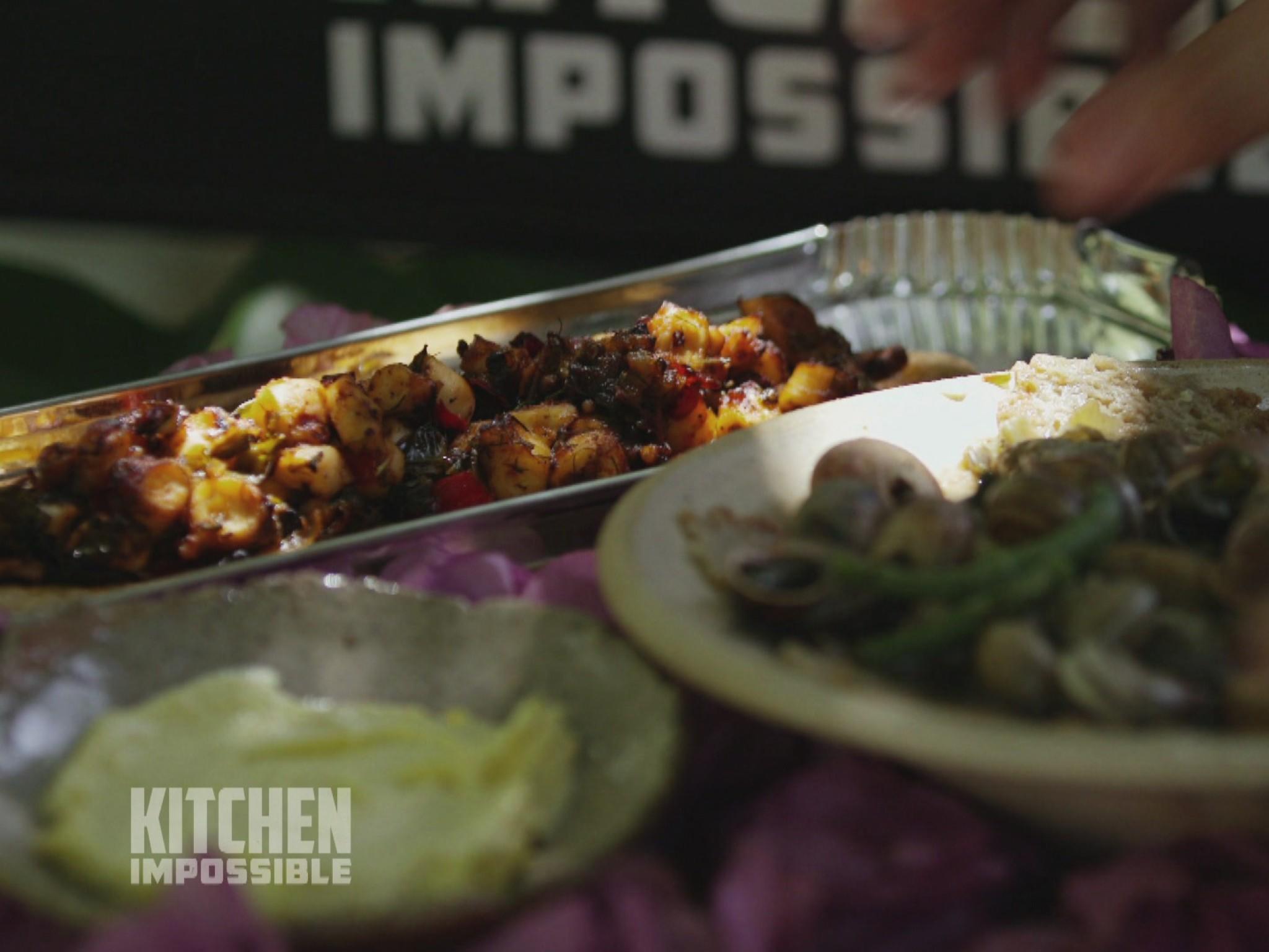 Kitchen Impossible 2017 Das Sind Die Zutaten Der Originalrezepte