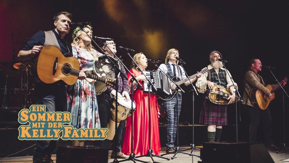 Vox Ein Sommer Mit Der Kelly Family