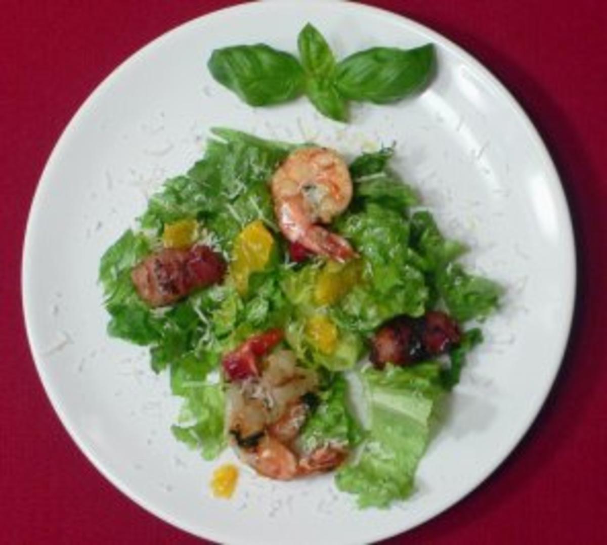 das perfekte dinner rezepte zitrus friséesalat mit