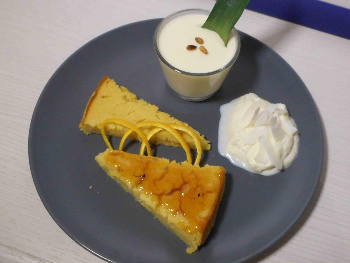 Das perfekte dinner rezepte pamonha assada mais kuchen for Kuchen zusammenstellen programm
