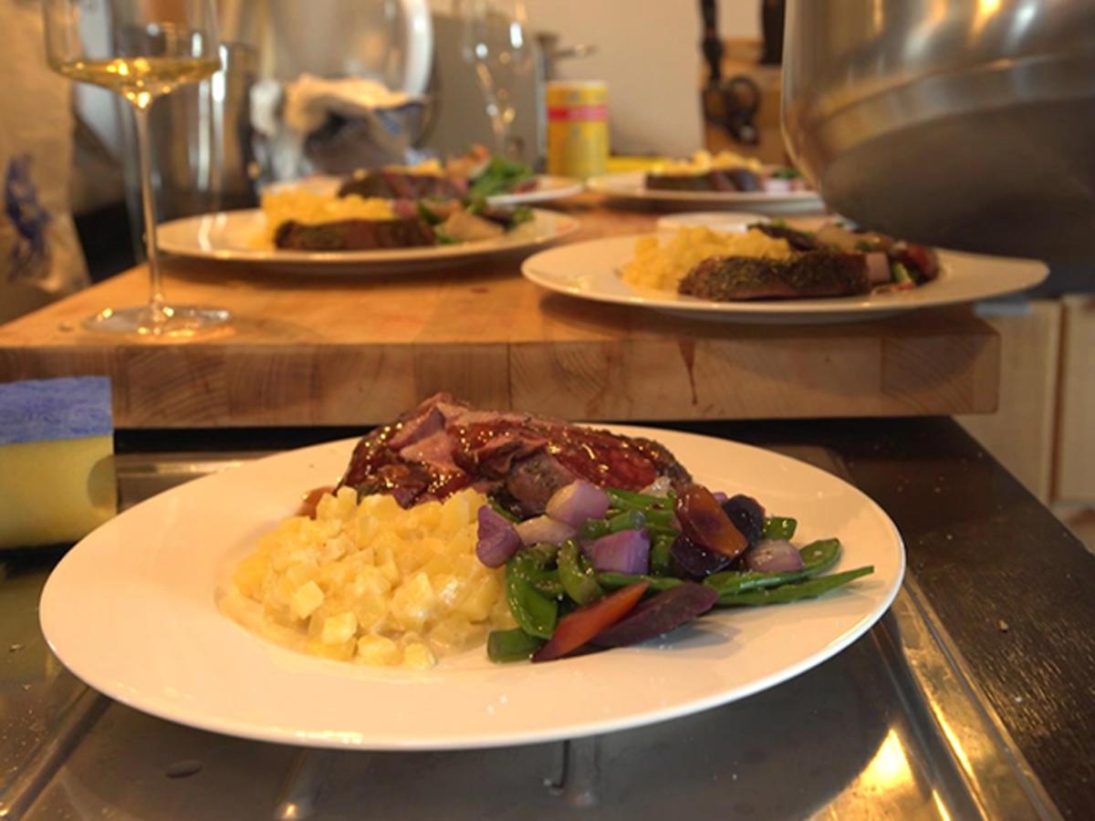 Das Perfekte Dinner Gregor Rezept