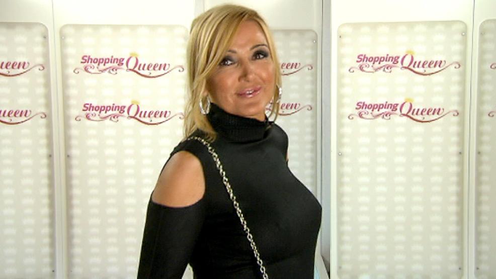 Patrizia Shopping Queen