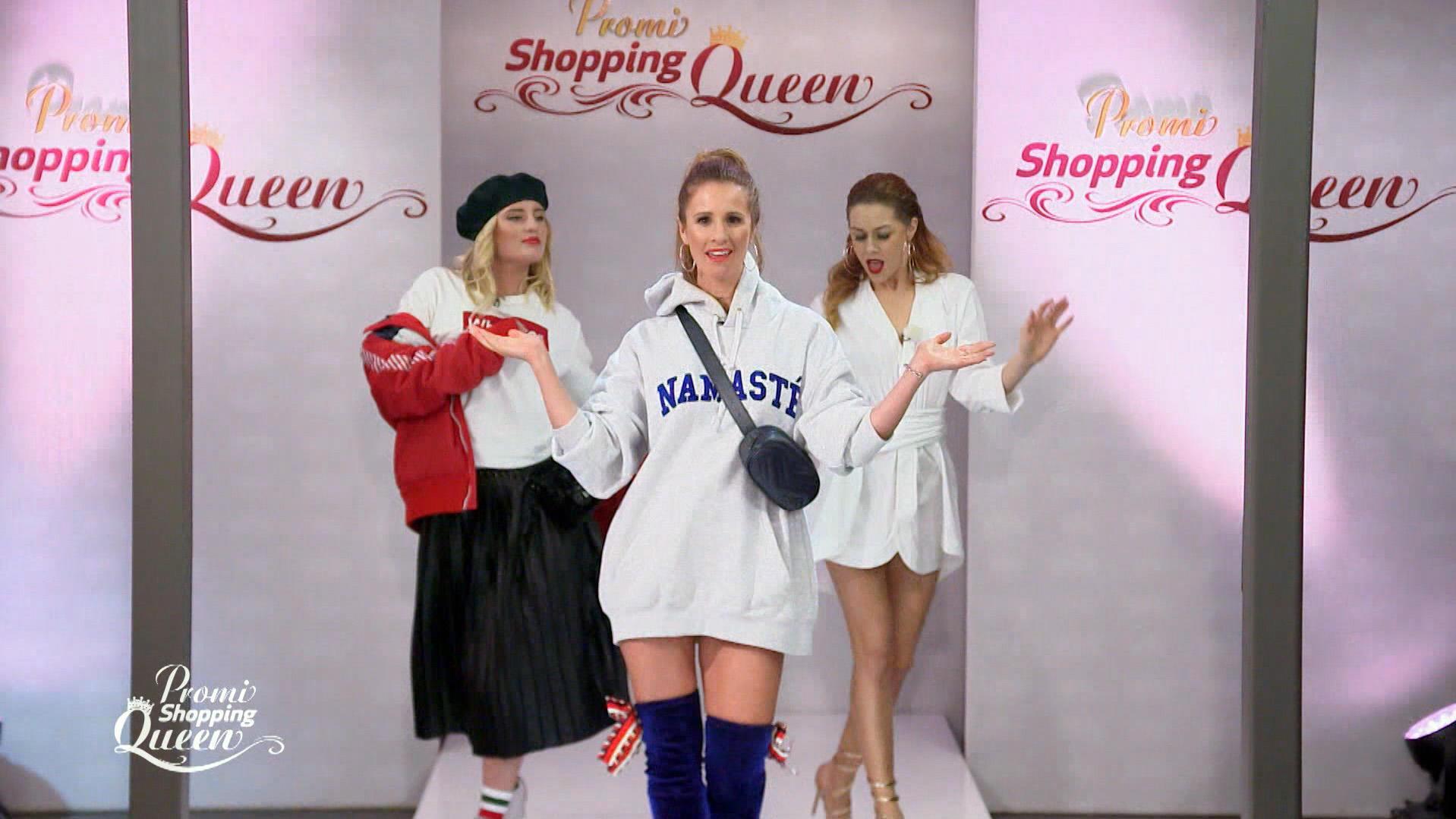 Promi Shopping Queen Luna Schweiger Schnappt Sich Den Sieg