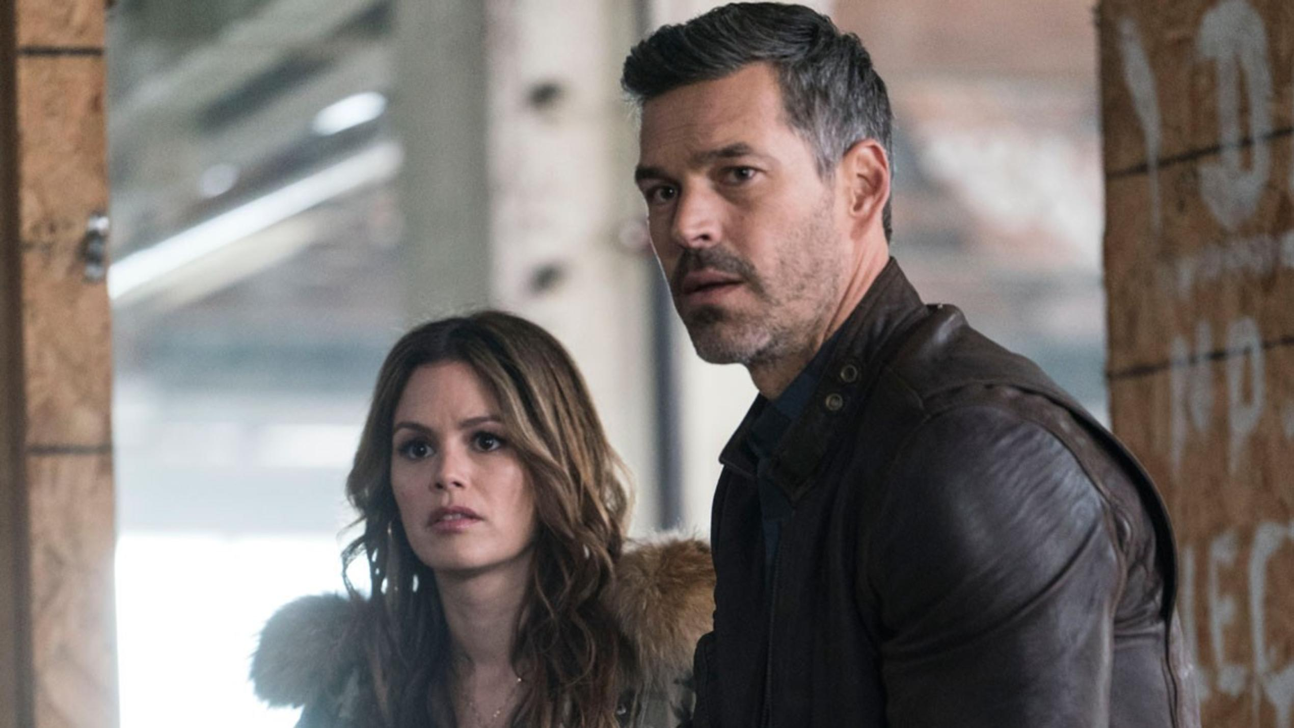 Take Two: Samantha (Rachel Bilson), Eddie (Eddie Cibrian)