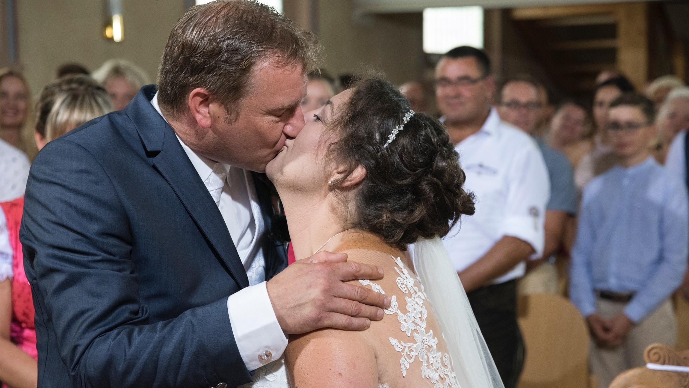 Bauer Sucht Frau Hochzeit So Schon War Bennys Und Nadines Trauung