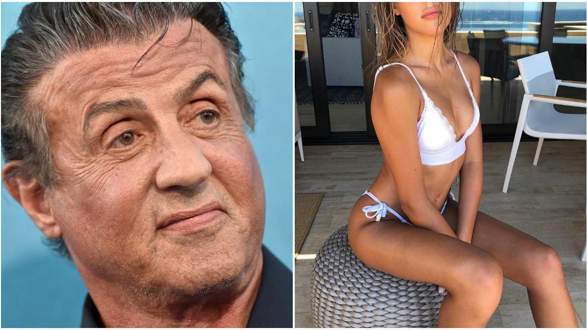 Tochter Sylvester Stallone