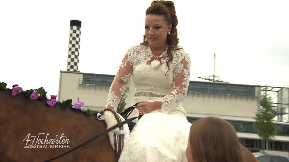 4 Hochzeiten Und Eine Traumreise Tanja Und Uwe Lassen Sich