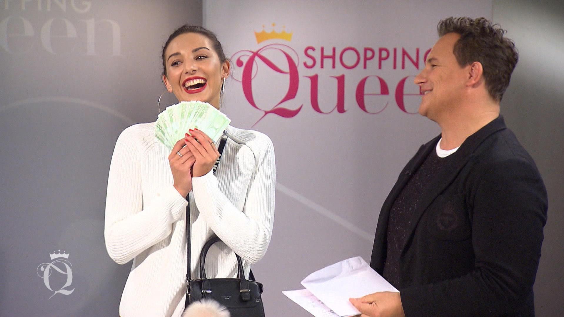 Lydia shopping queen