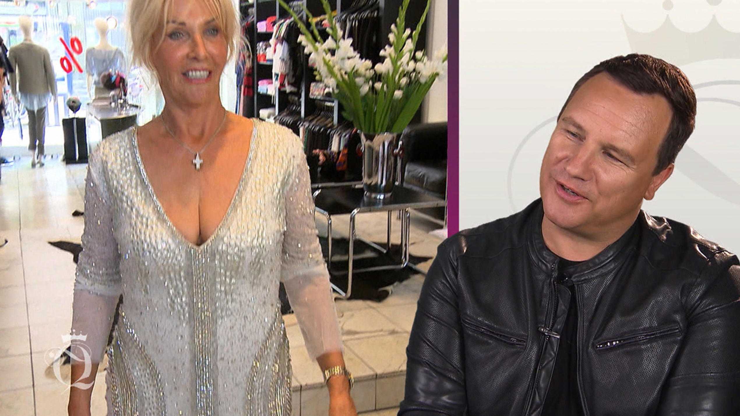 Shopping Queen in Hannover: Dienstagskandidatin Doris und Guido Maria Kretschmer