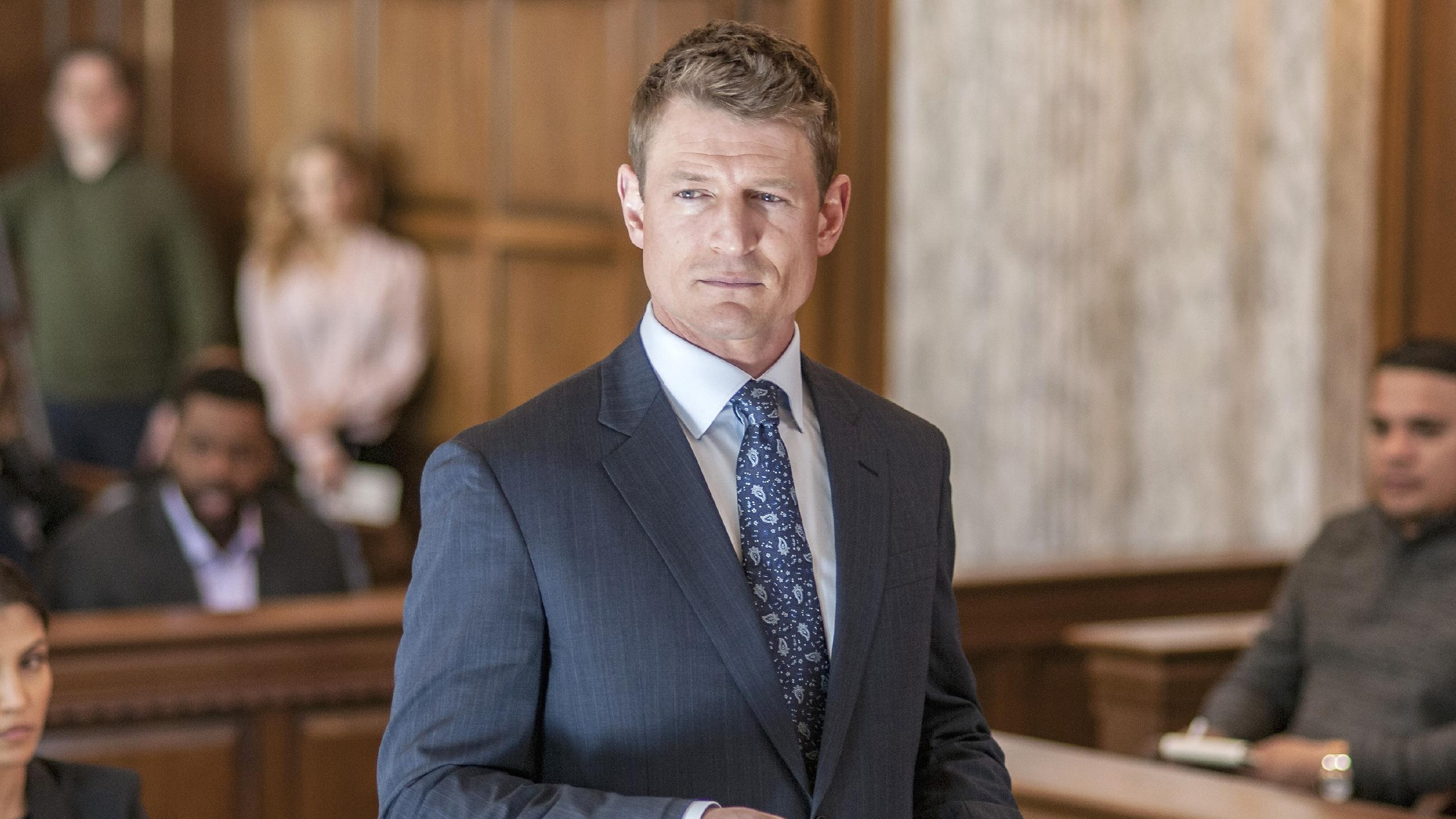 Peter Stone (Philip Winchester)