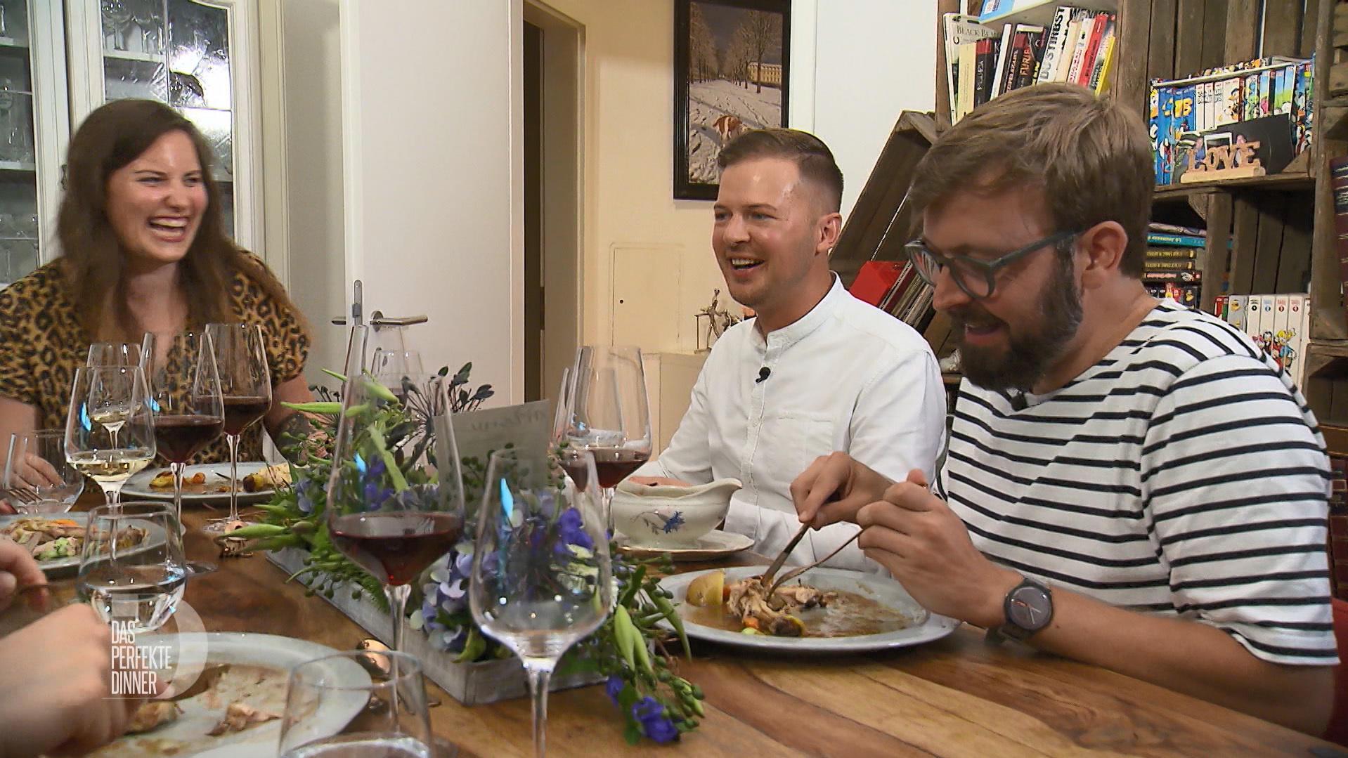 Vox Das Perfekte Profi Dinner