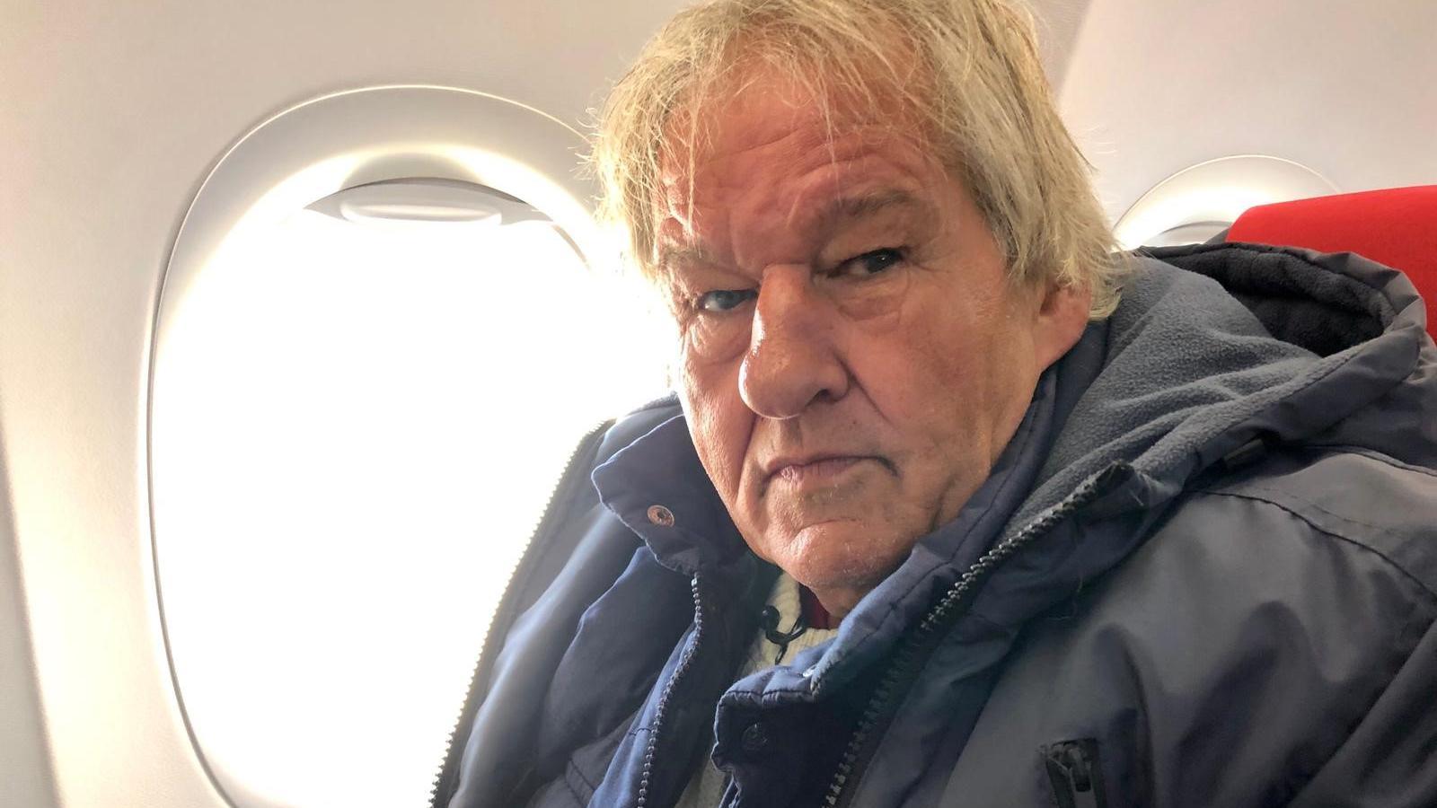 Goodbye Deutschland: Peter Holz ist zurück in Deutschland