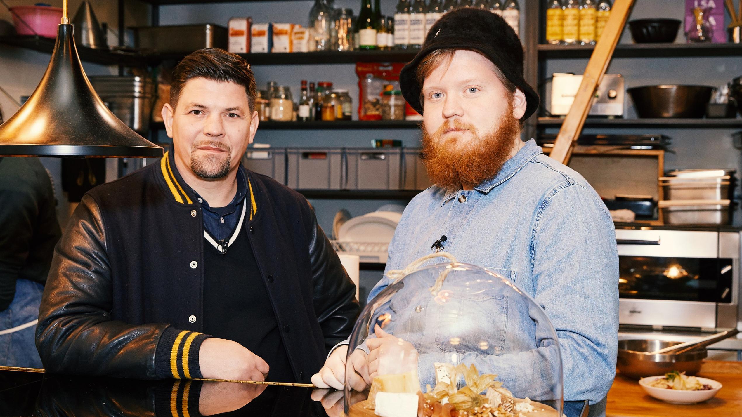 Kitchen Impossible Jungkoch Lukas Mraz Wird Es Mit Tim Malzer Aufnehmen