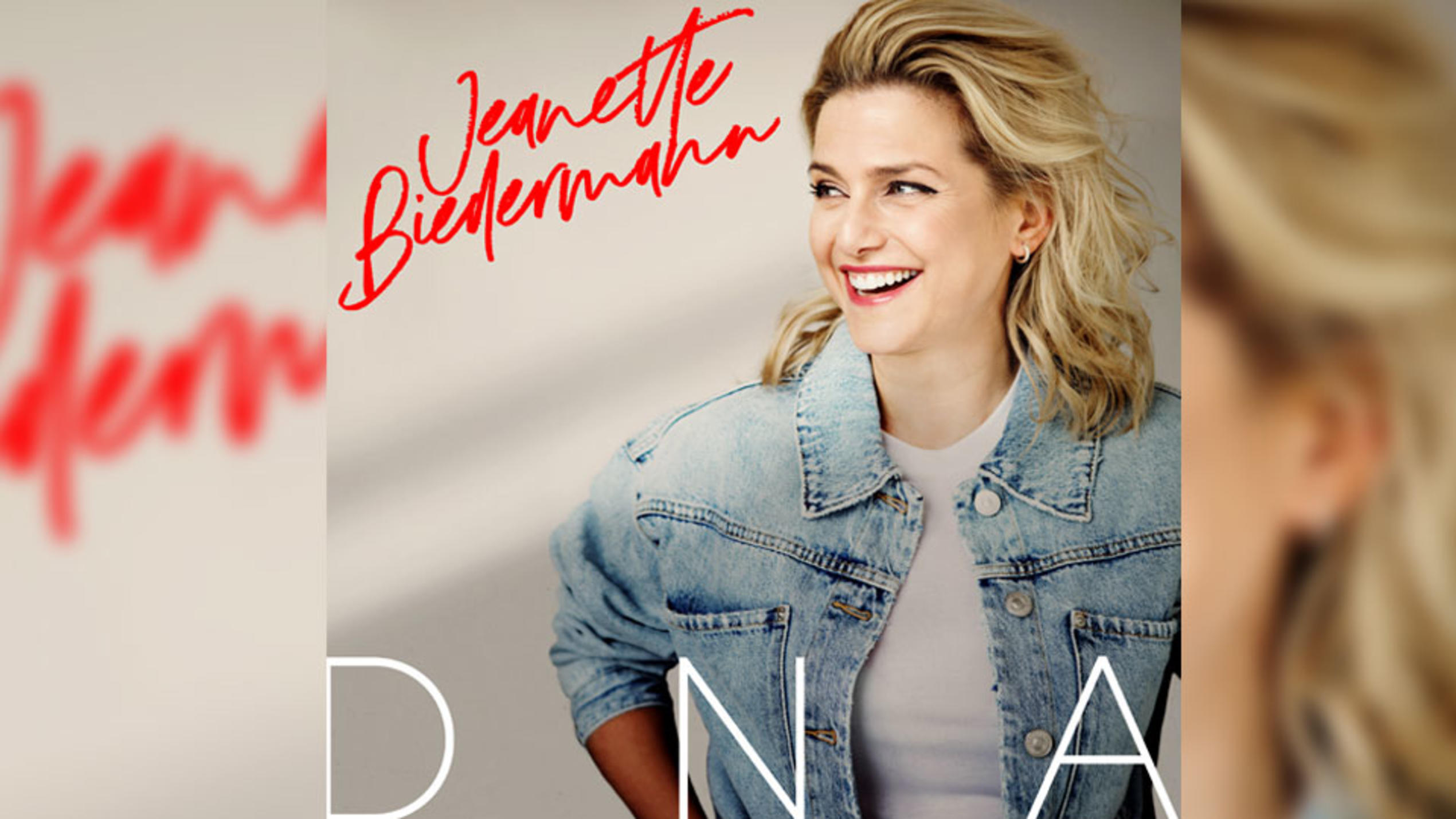 "Jeanette-Biedermann: ""DNA"""