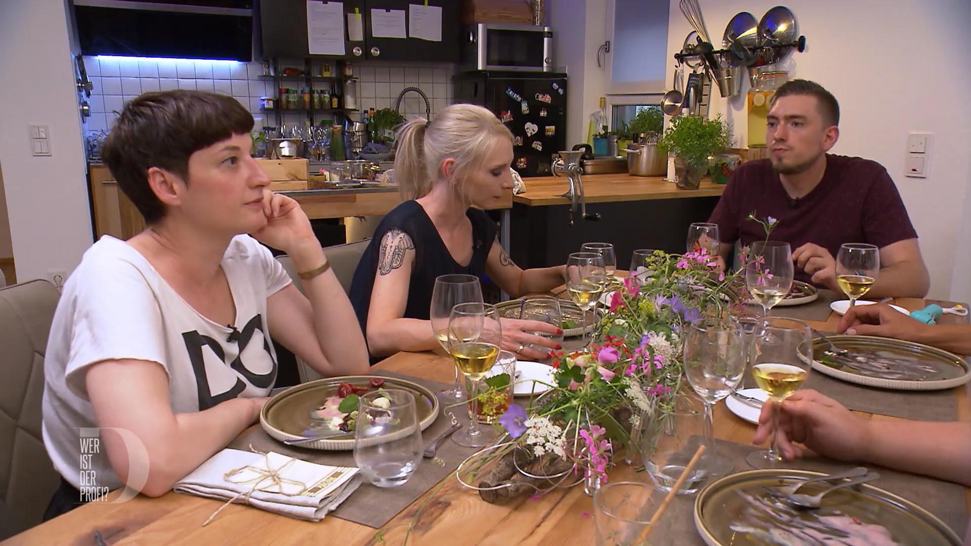 Das Perfekte Dinner Wer War Der Profi