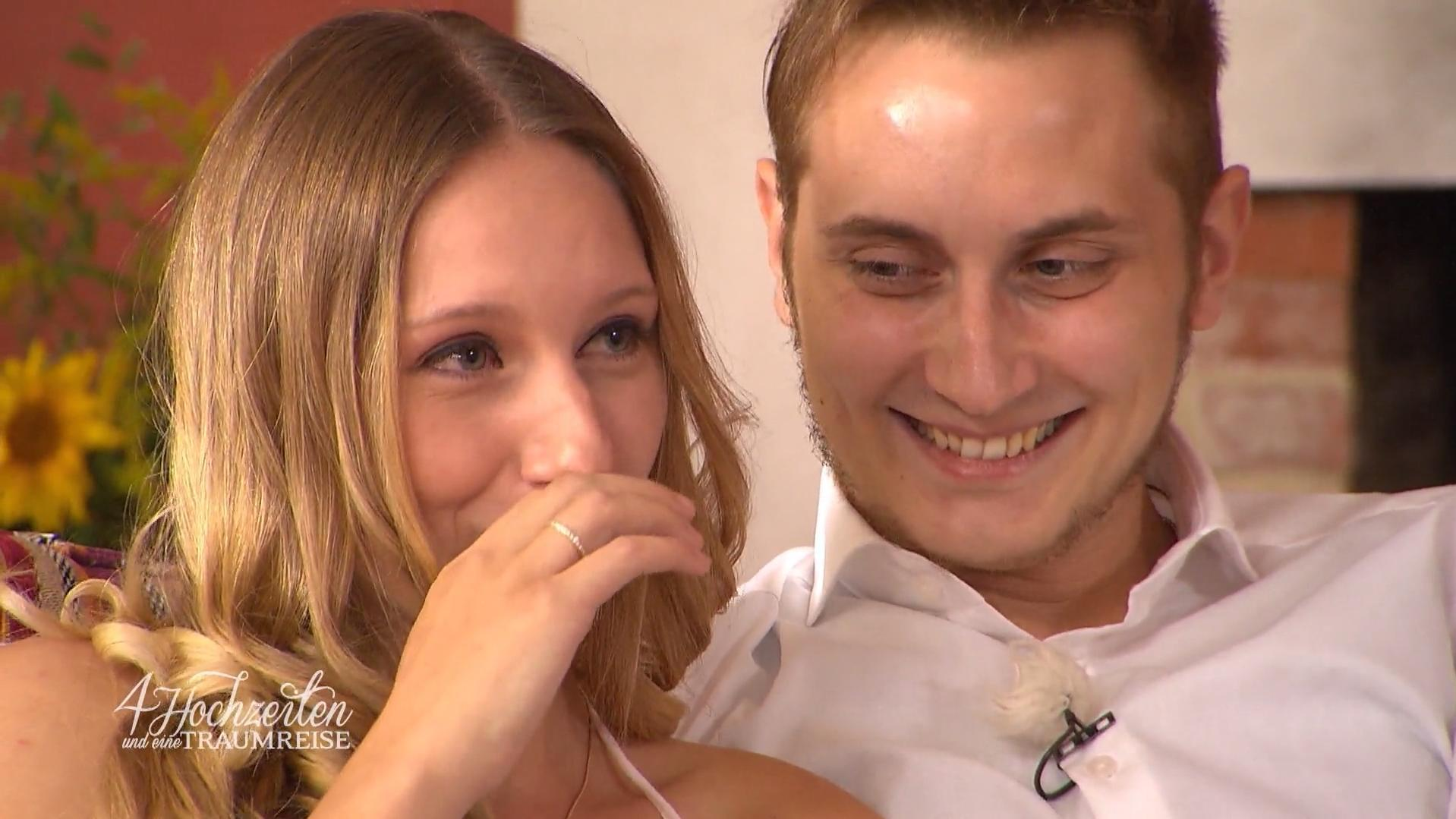 4 Hochzeiten Und Eine Traumreise Die Trauung Ruhrt Susanne