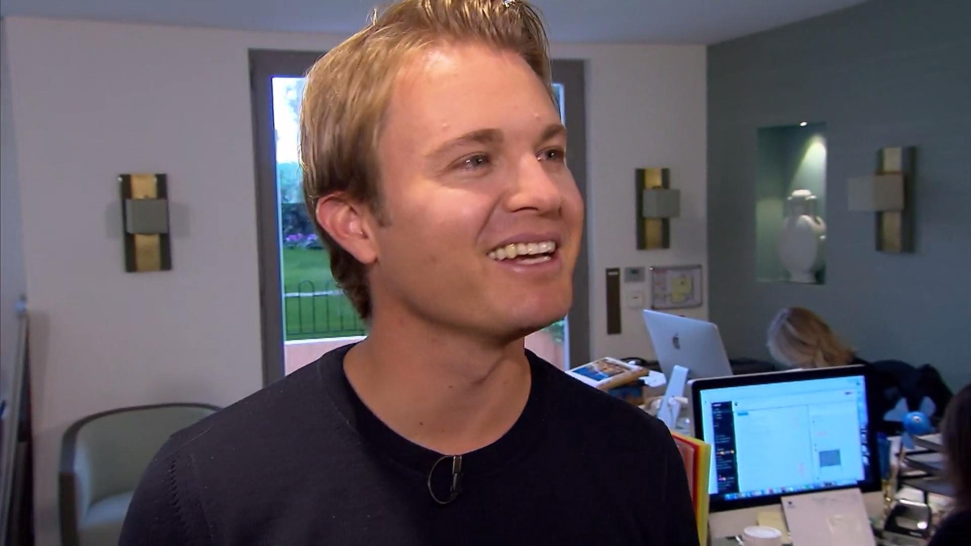 Nico Rosberg Höhle Der Löwen