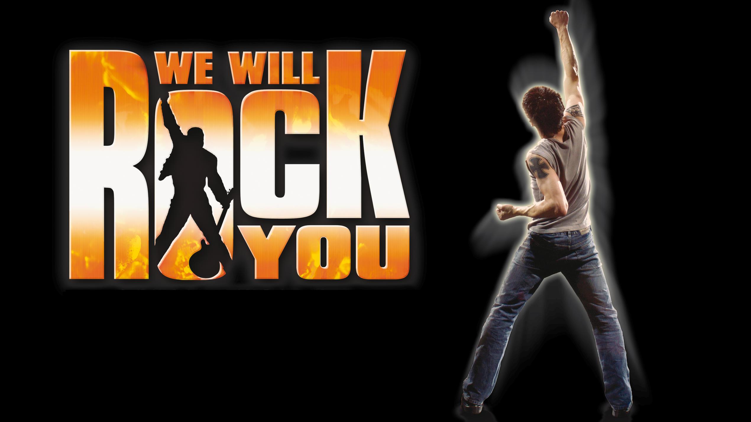 Musical Köln We Will Rock You