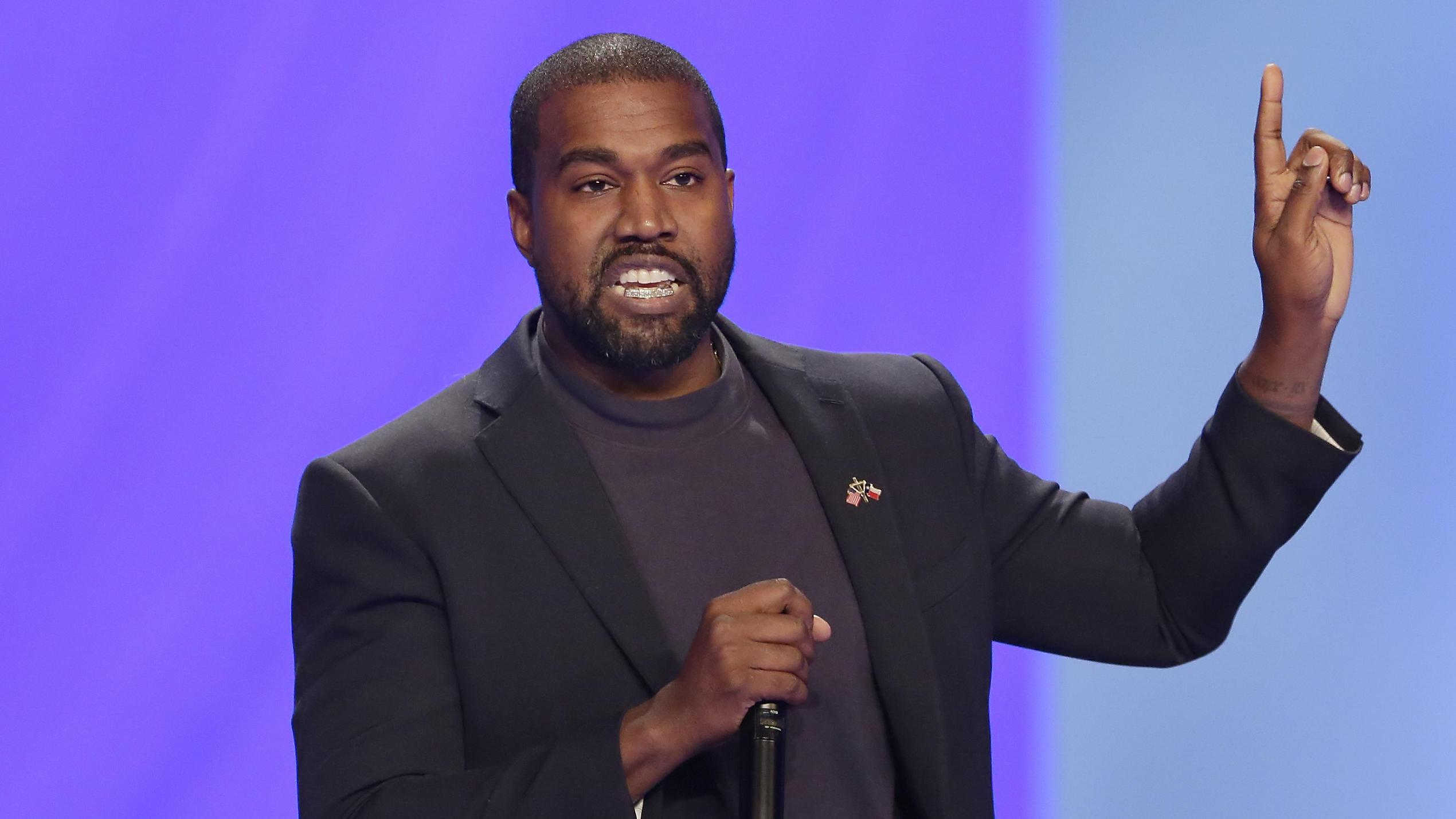 Kanye West Keinen Bock Mehr Auf Die Us Prasidentschaftswahl