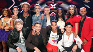 X Factor 2011 Top 10-Kandidaten