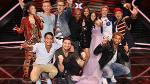 X Factor 2011 Top 9 Kandidaten
