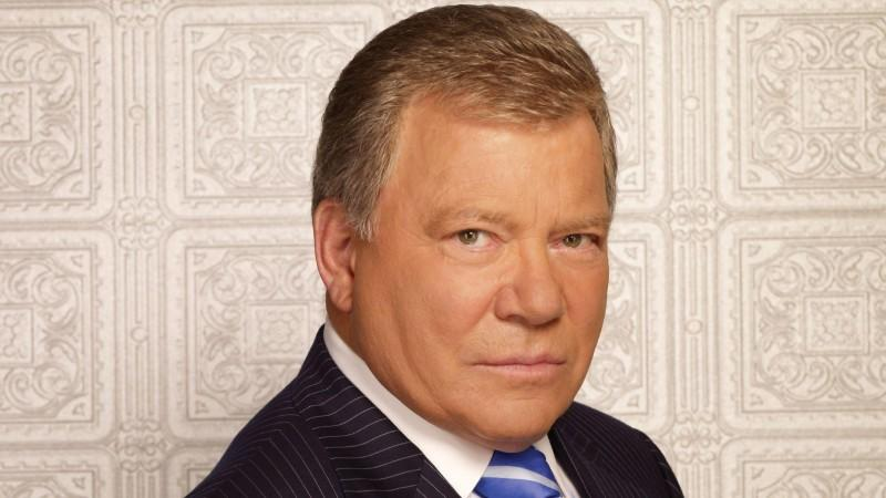 William Shatner alias Denny Crane