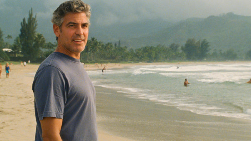 George Clooney: The Descendants