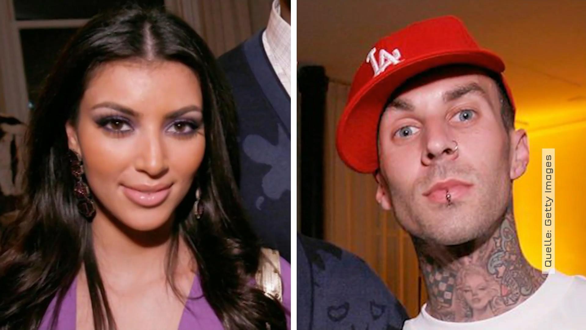 Seine Ex-Freundin behauptet: Kim Kardashian hatte Affäre