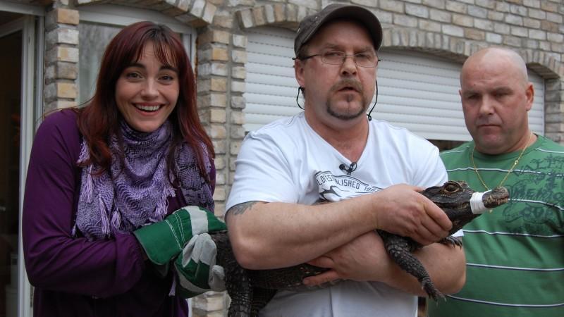 Diana Eichhorn Im Alligatorenhaus Duren