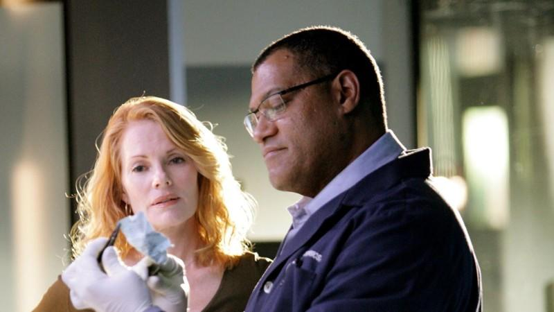 CSI-Star Laurence Fishburne