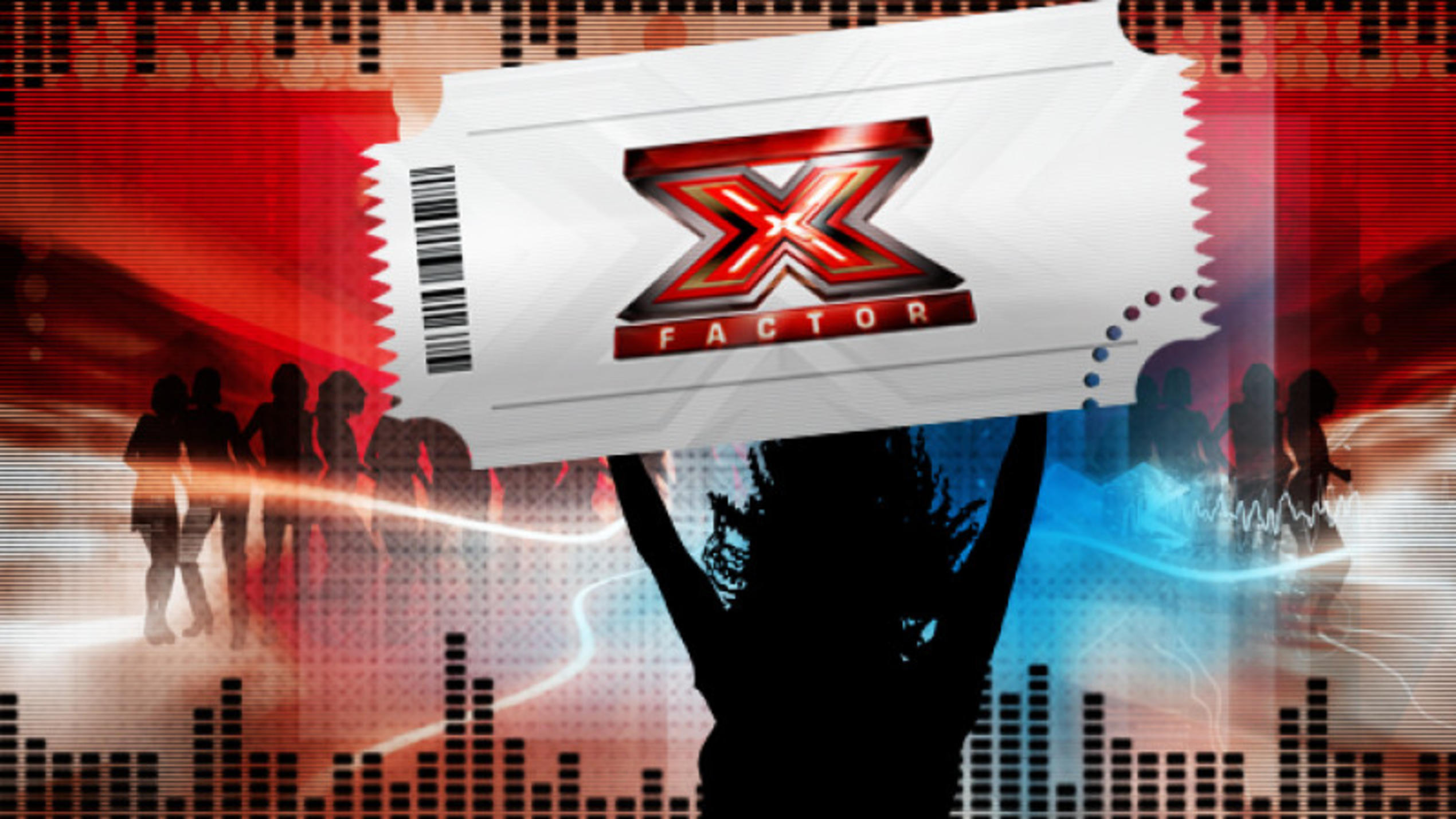 "Tickethotline für die ""X Factor""-Liveshows"