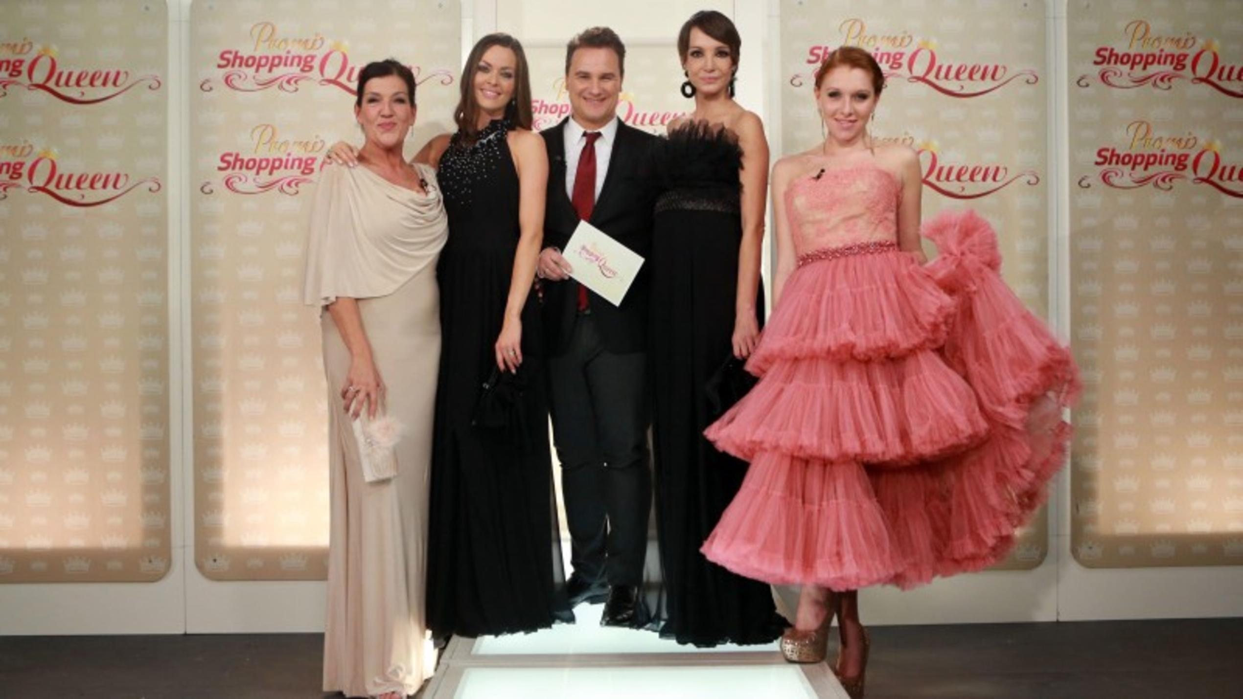 Promi Shopping Queen Berlin Katy Karrenbauer, Kate Hall, Guido Maria Kretschmer, Anouschka Renzi, Georgina Bülowius