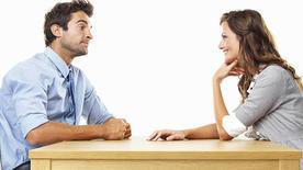 Flirten gestik