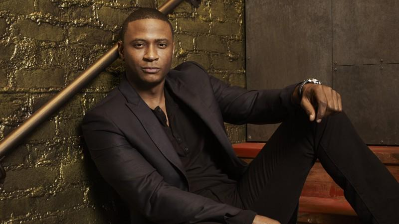 John Diggle spielt in Arrow Olivers treuen Bodyguard