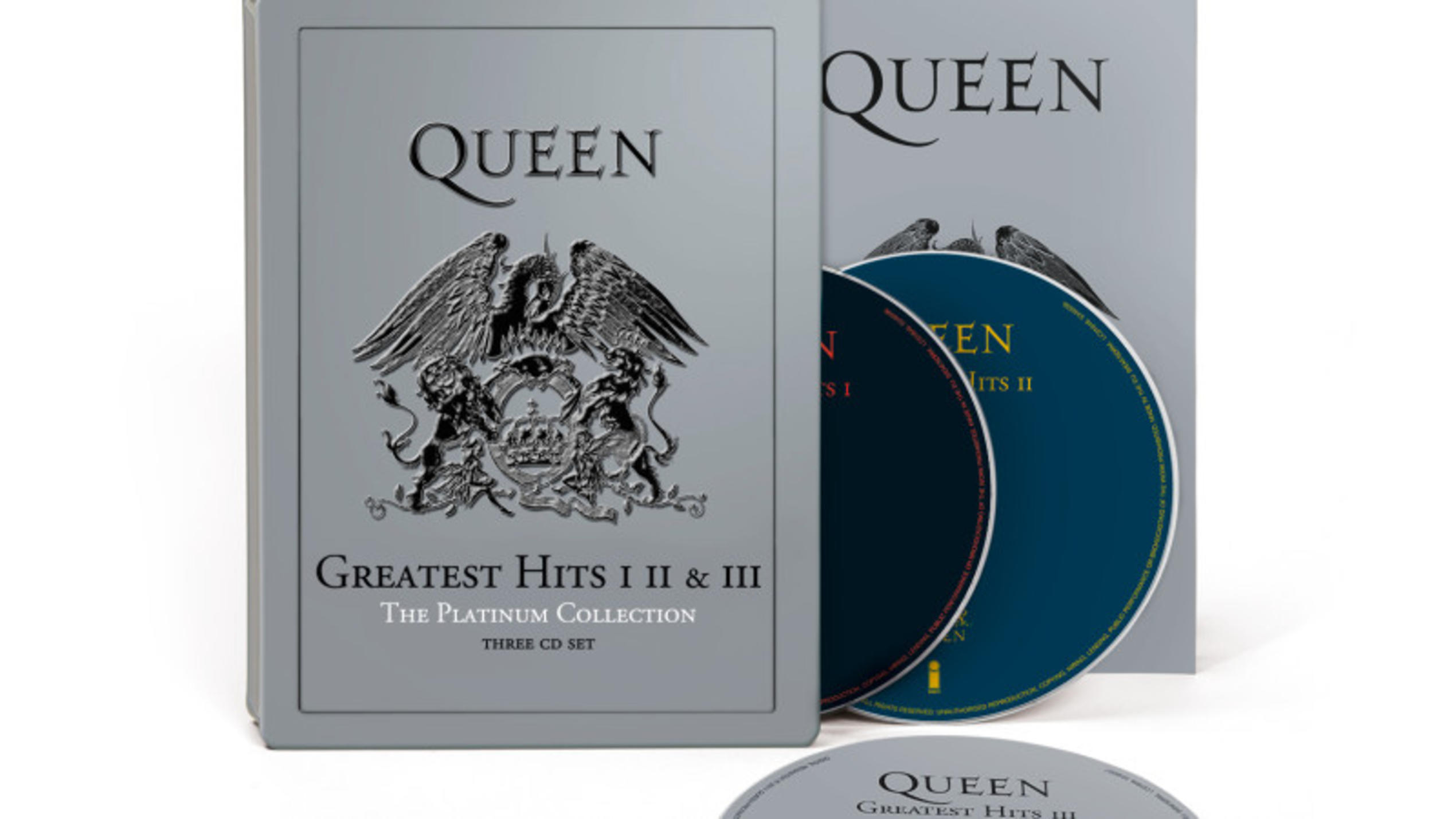 The Platinum Collection vereint alle Queen - Hits