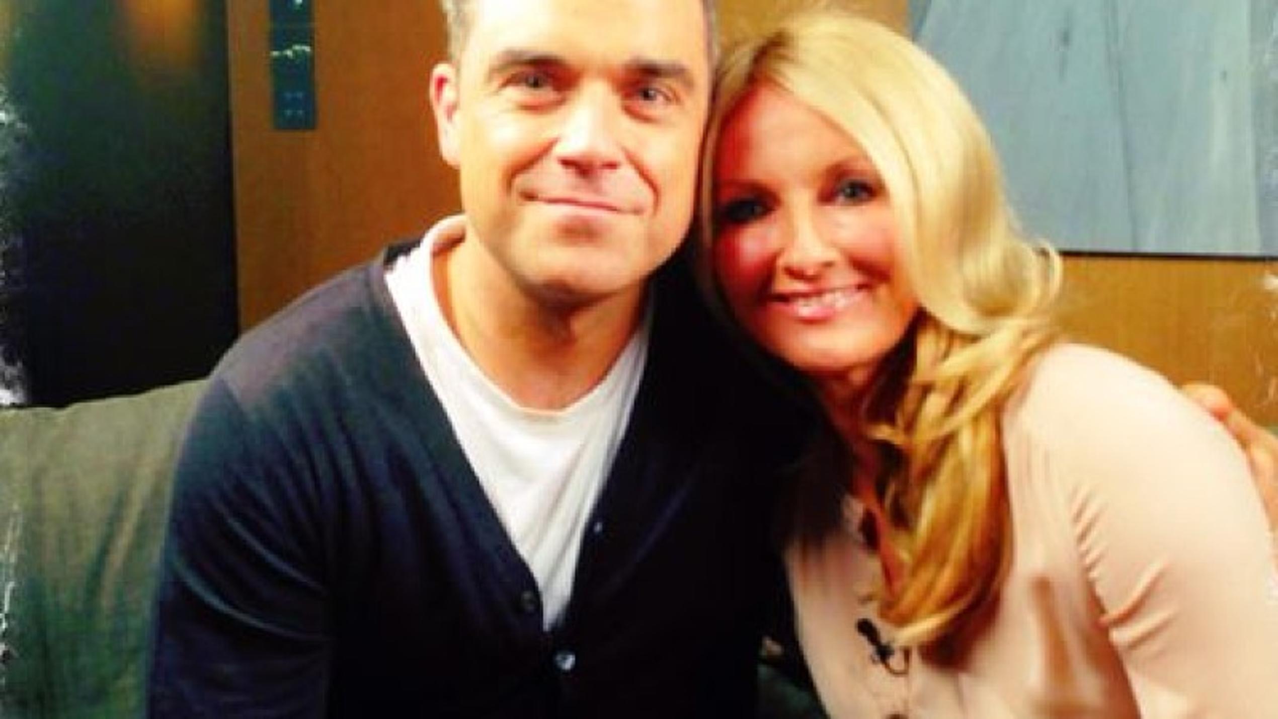 Robbie Williams: Ich glaube, ich bin ein bisschen schwul