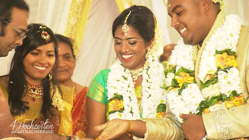4 Hochzeiten Und Eine Traumreise Wer Bietet Weniger Punkte