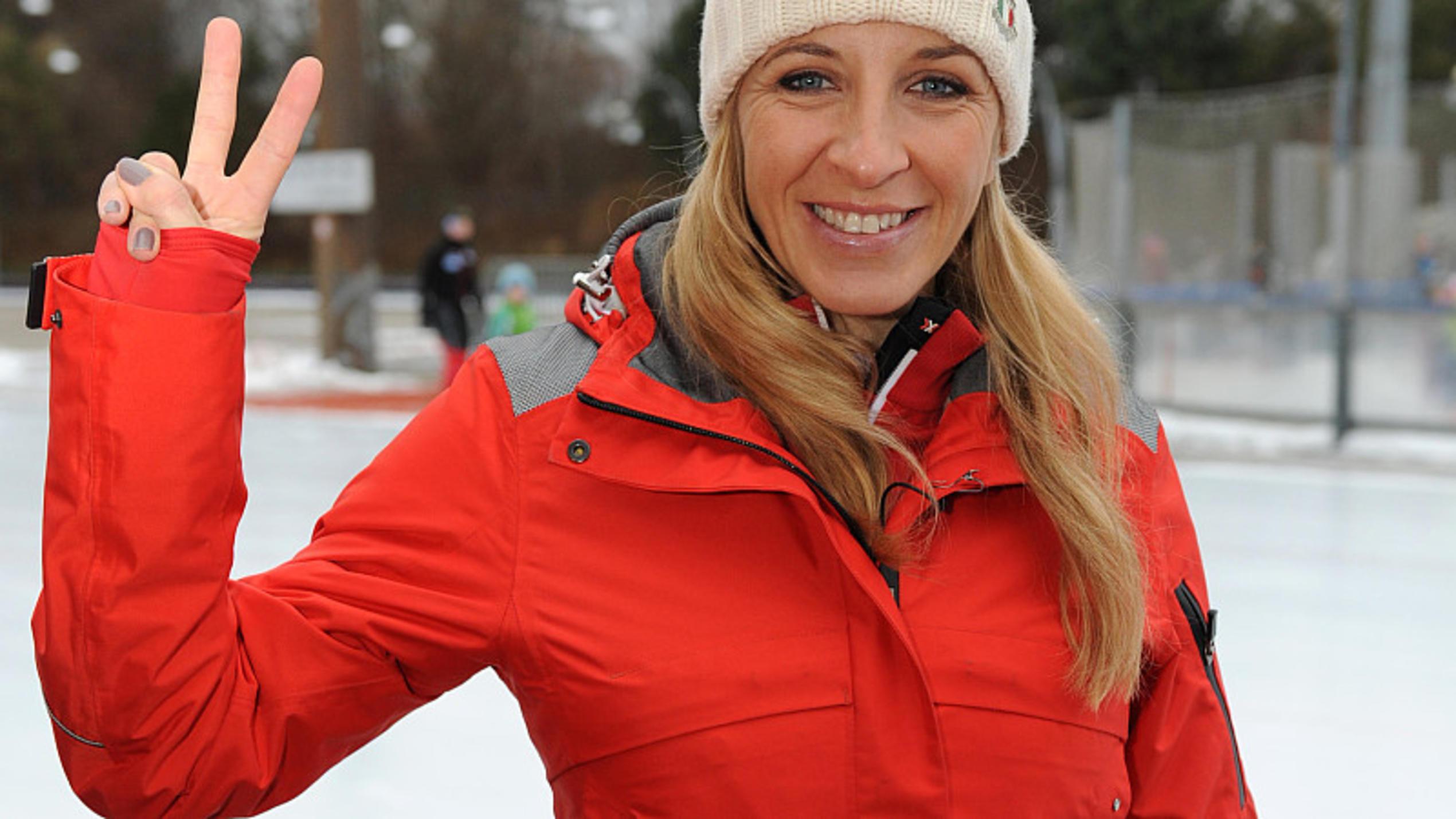 Anni Friesinger Schwanger