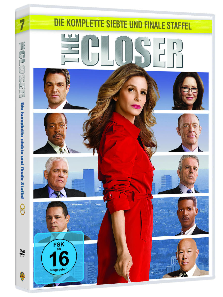 "VOX DVD-Tipp: ""The Closer"""