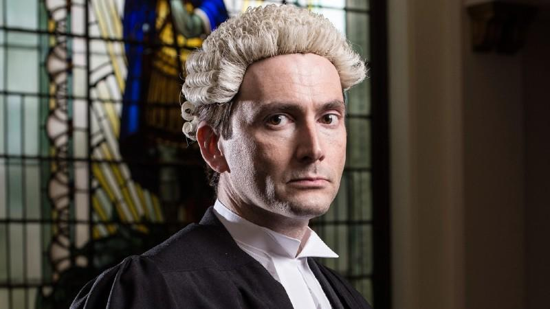 Strafverteidiger Will Burton (David Tennant)